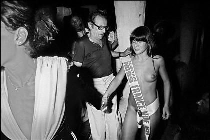 Beauty contest nudist